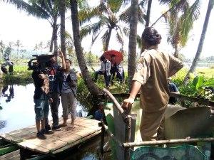 Suasana Produksi Film Pongkor